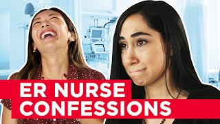 Download ER Nurses Share Their Wildest Stories Video