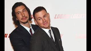 Download Logan Lucky UK Premiere Red Carpet Video