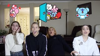 Download BTS (방탄소년단) '작은 것들을 위한 시 (Boy With Luv) feat. Halsey' REACTION Video