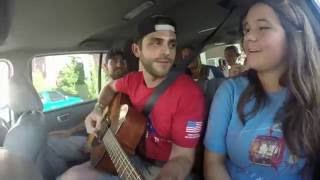 Download Thomas Rhett Carpool Karaoke — Lipscomb Quest 2016 Video