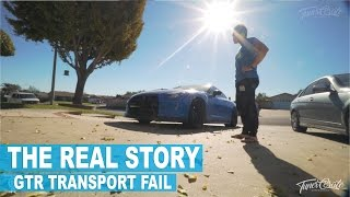 Download What Really Happened to the GTR Auto Transport - Stopping Rumors Video
