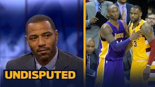 Download Kenyon Martin makes his case for taking Kobe Bryant over LeBron James | UNDISPUTED Video