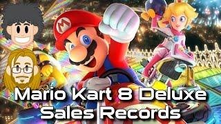 Download Mario Kart 8 Deluxe Breaks Sales Records - #CUPodcast Video