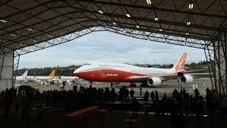Download Ein Gigant hebt ab-Boeings neuer Superjumbo (747-8) Video