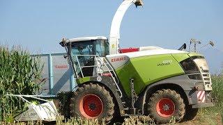 Download *New* Claas Jaguar 970 type 498 | Claas-Fendt-Same tractors Video