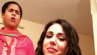 Download بطلة مسلسل زوجتي السمينة كومال تغني 😜😂 Video