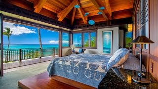 Download Serene and Custom Detailed Home in Makena, Hawaii Video