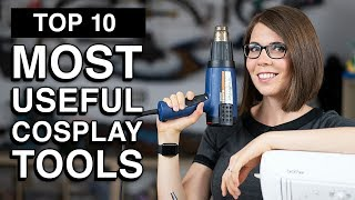 Download Top 10 most useful tools for Cosplay! Video
