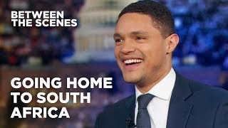 Download Going Home to South Africa - Between the Scenes | The Daily Show Video