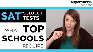 Download SAT Subject Tests - What Top Colleges Require Video