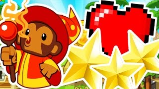 Download BLOONS TOWER DEFENSE 5 - EXTREMELY HARD DAILY CHALLENGES Video
