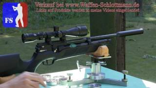 Weihrauch HW110  177 Air Rifle Review UK - #1 - Initial Review Free