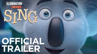 Download Sing - In Theaters This Christmas - Official Trailer (HD) Video