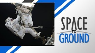 Download Space to Ground: Prepping for a Spacewalk: 01/19/2018 Video