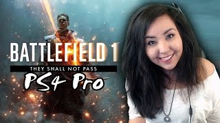 Download ʕ·ᴥ·ʔ Come play! They Shall Not Pass || BF1 on PS4 Pro Video