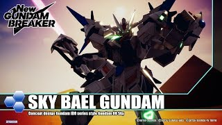 Download [PS4] New Gundam Breaker : Sky Bael Gundam [Customized Build] Video