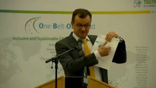 "Download Stanislaw Pigoń briefing participants on matchmaking at UNIDO's ""One-Belt-One-Road"" event Video"