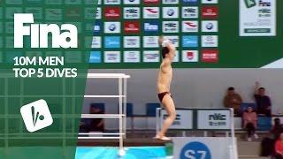 Download Top 5 Dives Men's 10m Final | FINA/NVC Diving World Series - Beijing 2017 Video