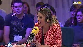 Download Valeria Ros pone al machismo de Quequé en su sitio Video