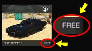 Download HOW TO GET THE DUKE O'DEATH FOR FREE IN GTA 5 ONLINE! Video