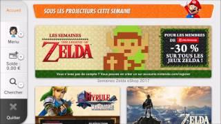 Download Semaines Zelda : offres et prix des jeux Wii U Video