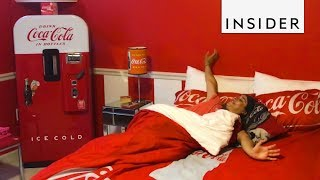 Download Candy-Themed Airbnb Is A Sweet Escape Video