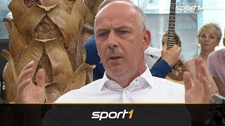 Download Mario Basler zofft sich wegen ″Mitläufer″ Mesut Özil   SPORT1 - CHECK24 DOPPELPASS Video
