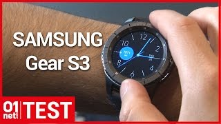 Download TEST : Samsung Gear S3, la meilleure montre connectée pour Android ? Video
