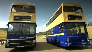 Download Drifting Double Decker Buses - Fifth Gear Video