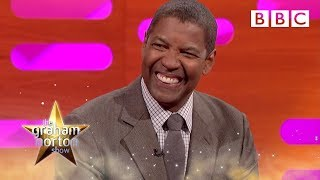 Download How do you pronounce 'Denzel'? - The Graham Norton Show - Series 12 Episode 12 Preview - BBC One Video