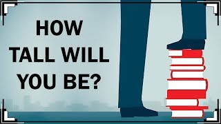 Download How Tall Will You Be When You Grow Up? Video