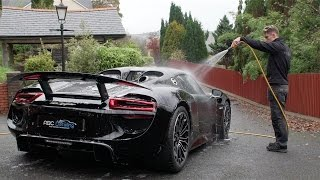 Download ABC Detailing - Porsche 918 Spyder - Correction Detail Video