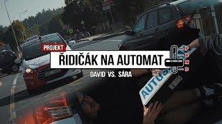 Download PROBLÉM S RYCHLOSTÍ | DAVID JÍZDA | ŘIDIČÁK NA AUTOMAT | JAK NA AUTOŠKOLU Video