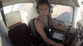 Download My Solo Cross Country Flight! Cessna 152 Video
