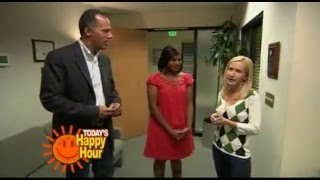 Download MSNBC visits the set of The Office Season 5 (Part 1/2) Video