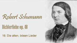 Download Schumann - Dichterliebe op.48 - no.16.wmv Video