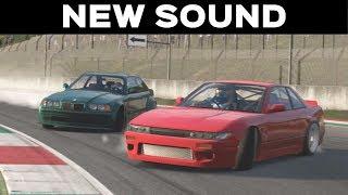 Download FM7 | Drift Build | Rocket Bunny '97 BMW E36 M3 - New sound & Mugello Video