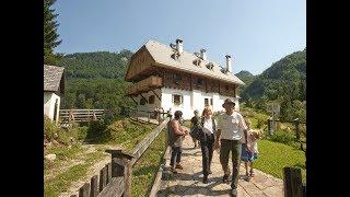 Download Forsthaus Bodinggraben im Nationalpark Kalkalpen Video