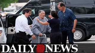 Download 100 Year Old Mobster John Franzese Is Released From Federal Prison Video