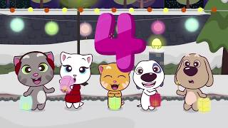 Download Talking Tom and Friends Minis - Episodes 21-24 Binge Compilation Video