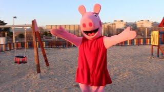 Download peppa pig en el parque con la paw patrol / varios videos Video