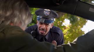 Download Curb Your Enthusiasm - Larry beeps at a police officer (Aggressive Beep) Video