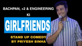 Download GIRLFRIENDS | Stand Up Comedy By Priyesh Sinha Video