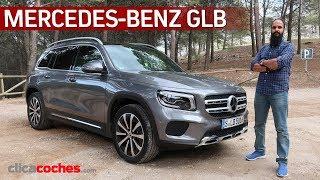 Download Mercedes-Benz GLB   Primera prueba   Review en español - Clicacoches Video
