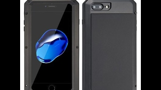Download iPhone 7 Plus EXTREME PROTECTION CASE Shockproof dustproof Video