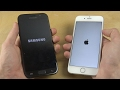 Download Samsung Galaxy A5 2017 vs. iPhone 6S - Which Is Faster?! Video