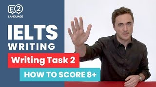Download E2 IELTS Writing | How to score 8+ in Writing Task 2 with Jay! Video