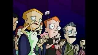 Download Invader Zim: GIR Goes Crazy and Stuff / Dib's Wonderful Life of Doom - Ep 19 Video