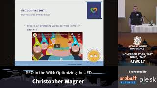 Download SEO in the Wild: Optimizing the JED - Christopher Wagner Video