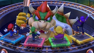 Download Mario Party 10 - Bowser Party Mode - Whimsical Waters (Master Difficulty/Team Bowser) Video
